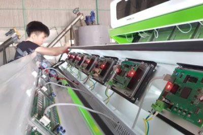 Sử dụng máy tách màu (máy bắn màu) như thế nào cho bền và hiệu quả.