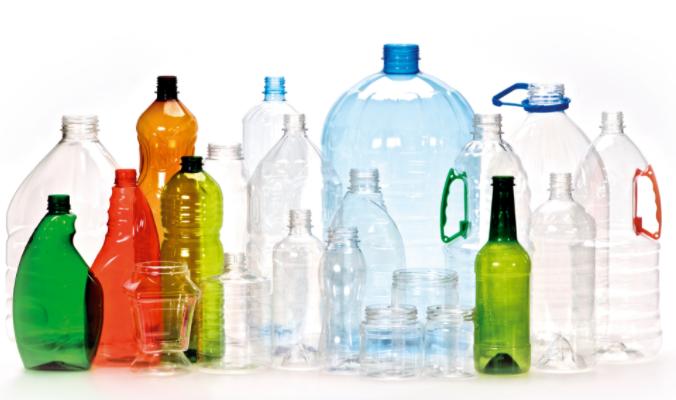 Hình ảnh chai nhựa Pet