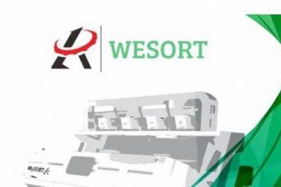 Hướng dẫn cách vận hành và sử dụng máy tách màu Wesort