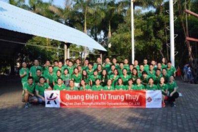 Thông tin tuyển dụng| Công ty TNHH Quang Điện Tử Trung Thụy